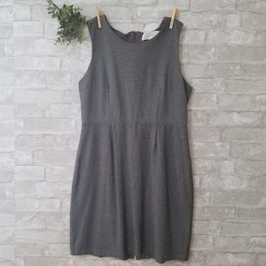 Superfoxx gray sleevless dress